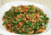 韭菜虾仁炒蛋的家常做法大全怎么做好吃视