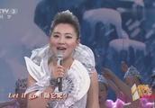 月亮姐姐演唱《冰雪奇缘》主题曲《随它吧》