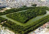 日本有个皇陵,规模大过秦始皇陵,至今无人敢动