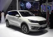 全新汉腾7座SUV,动力1.5T,配适时四驱,霸气不输路虎,全景天窗,仅7万上市即成爆款