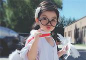 最新的萌娃阿拉蕾可爱图片,当头像也是不错的选择