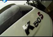 何为真7座SUV 安徽巢湖幸福试驾开瑞K50S