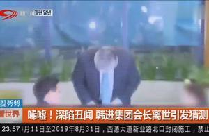 唏嘘!深陷丑闻 韩进集团会长离世引发猜测
