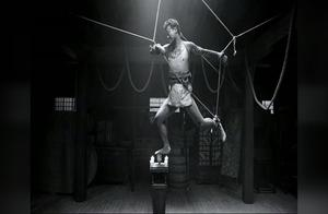 痞子对鬼子用上酷刑,几十种奇葩姿势,鬼子受尽侮辱