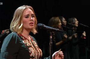 格拉斯顿伯里音乐节/英国流行灵魂乐歌后--Adele(阿黛尔)