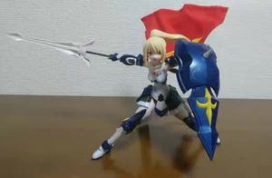 美少女战士玩具:英姿飒爽的美少女战士