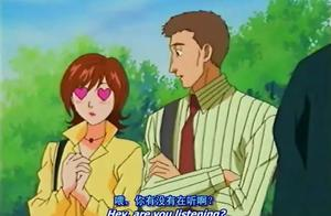 网球王子:手冢不但球技吸引人,人长得帅也特吸引女孩子