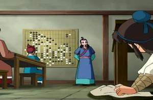 围棋少年:郭逢春夸赞江流儿,却不知江流儿就隐藏在东郭棋院