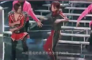 郑秀文再录《眉飞色舞》 带伤跳舞,节奏很快,舞技不减当年