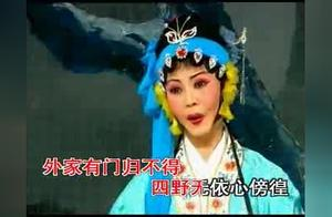 潮剧选段《北风紧催步履忙》,李玉兰演唱,选自《金花牧羊》