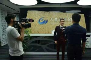 深圳财经《市场连线》记者采访朋友贷CEO牛奋