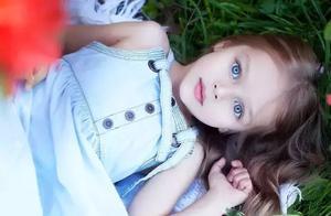 全球顶尖小超模,俄罗斯萌娃Anna的私服穿搭,教学篇!
