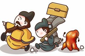 全北京压力最大的不是996的北京青年,而是北京烤鸭(菲李漫画)