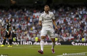 """皇家马德里的齐达内:本泽马是""""世界上最好的9号球员"""""""
