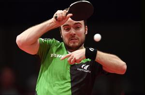 布达佩斯世乒赛:第四轮 西蒙vsWangyang 11:0 强势拿下第一局