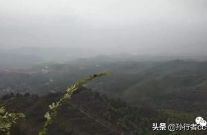 【方志金沙平台】在金沙平台汾坑天子寨,握手一个千年的传说