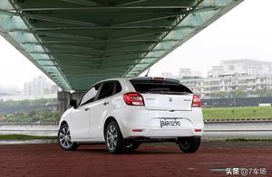 铃木推出新款全球战略车BALENO,5门掀背,1.0T缸内直喷发动机!