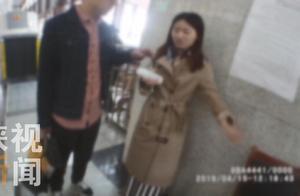 劝都劝不住! 这位女士在宝鸡高铁南站过安检时辱骂安检员、掀翻安检工作台……