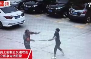 男子持刀闯入茶楼砍人,几分钟后被抬出!事情发展得太快…