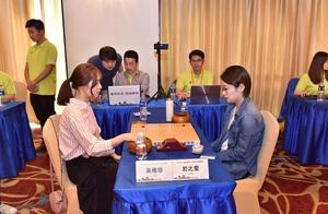 吴清源杯於之莹憾负出局 中国五将晋级八强
