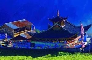 香格里拉,国内最早的旅游胜地之一
