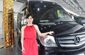 奔驰斯宾特房车,顶级MPV,移动的大别墅,奢华内饰顶级享受!