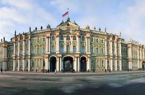 俄罗斯:埃尔米塔什冬宫博物院,哪来那么多流失于此的中国文物?
