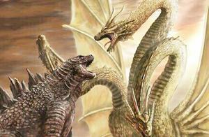 哥斯拉2怪兽之王定档,迎来最强反派基多拉,人类或将控制怪兽