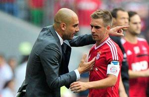 执教生涯最佳阵容有他!德国传奇球星:瓜迪奥拉是超级教练