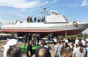 新下水舰艇排水量不足50吨,乌克兰海军将彻底沦为河军