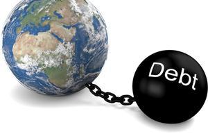 """247万亿美元!全球债务正成""""定时炸弹"""",企业债违约潮隐现!"""