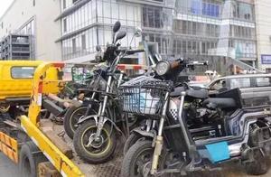 """广州近3亿元的超标车惨遭""""一刀切""""集中销毁,报废补贴30元!"""