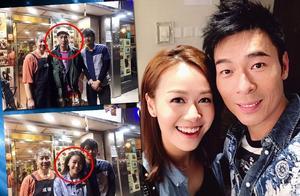 网民揭许志安与黄心颖疑暗交两年,女方曾发文称呼男方为兄弟
