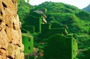 中国最美无人村世界惊艳无人村风景!