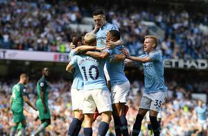 英超积分榜:曼城1-0或让这对手被挤出前四,曼联要帮利物浦夺冠