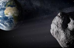 美国宇航局发现一颗房子大小的小行星正危险地接近地球