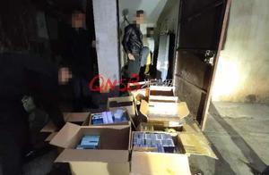 案值上千万!台州摧毁非法跨境走私电子烟链条,7人被刑拘