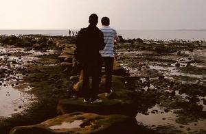 9年前的一张照片,海的对岸就是海南岛了