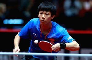 马龙双线霸气横扫!国乒95后组合淘汰43岁老将 两对男双强势晋级