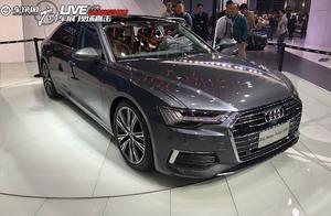 2018广州车展:奥迪全新一代A6L正式亮相
