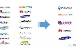 5G芯片格局巨变:天下五分,中国已有其三!但竞争仍在继续