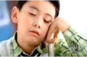 著名广告童星出身,曾演《金婚》里的小儿子,如今成年帅过吴磊