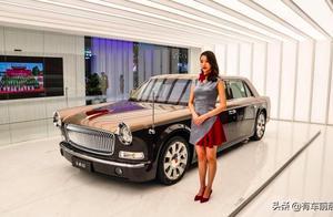 起售价1000万,气场直接干过劳斯莱斯的红旗L5发布双拼色车型