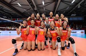 中国女排二队虽不如全主力强!但打巴西和俄罗斯并不一定会输