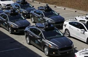 Uber上市前分拆无人车:估值72.5亿美元,获日本财团10亿美元投资