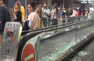 在机场被男粉丝摸手,景甜发文回应:想起来的确有些后怕!