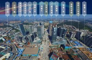 最新!万博商务区完成度已达80%,2019将进入发展快车道!