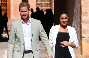 建立国家形象?哈里王子夫妇或将前往非洲工作