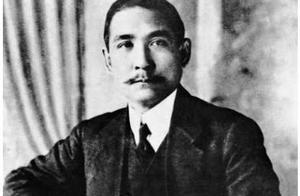 孙中山一生最惨重的失败:被亲信发动政变轰下台,蒋介石护卫左右