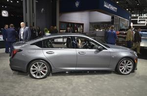 凯迪拉克CTS的继任者——CT5,纽约车展全球首发